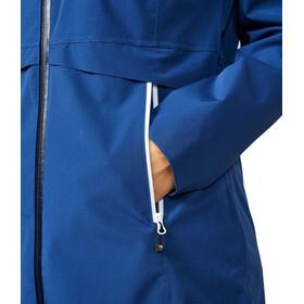 Yeti Juvre Veste de pluie Double épaisseur Femme, maritime blue